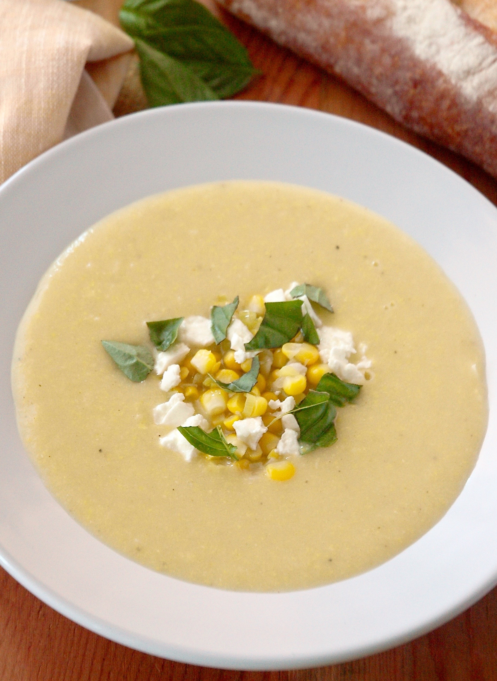 Summer Corn Bisque