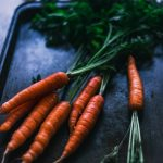 moody carrots | kale + compass
