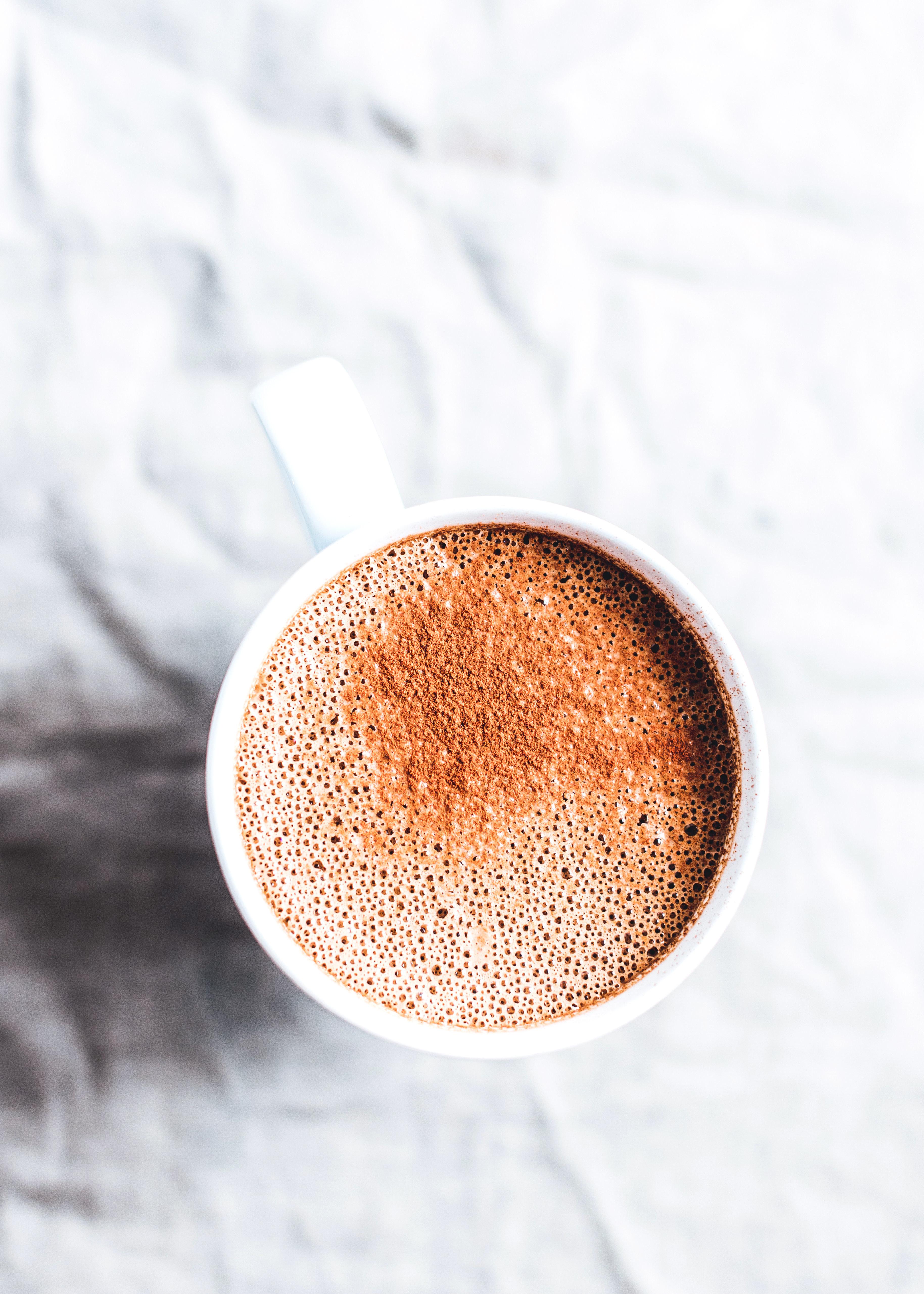 Cinnamon Cashew Coffee